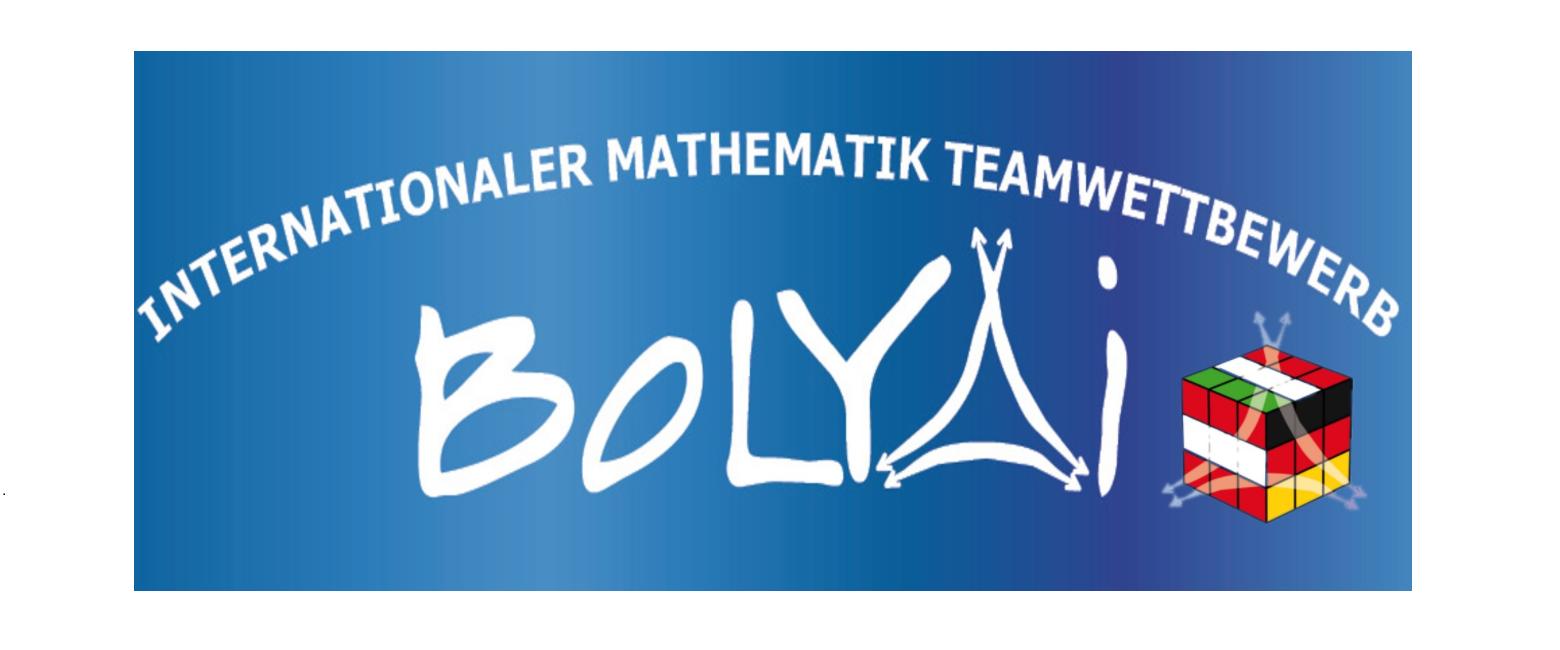 Erfolgreiche Teilnahme am Bolyai-Teamwettbewerb 2021